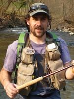 Benjamin Charron - Guide de pêche sur les Nives du Pays Basque