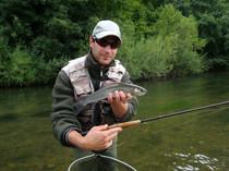 Brice SYLVAIN – Moniteur-guide de pêche en Champagne-Ardenne