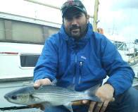 Fabrice Boucher - Moniteur-guide de pêche en béarn