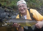 Roland Raymond - Premier guide de pêche du Québec