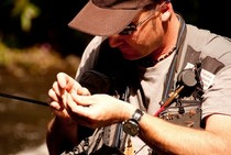 Vincent Botte - Moniteur-guide de pêche dans le Puy de Dôme