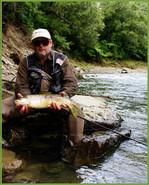 Yvon Zill - Guide de pêche sur les nives du Pays Basque