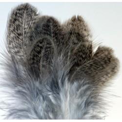 Tenkara Hen Feathers Brahma soft hackles